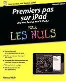echange, troc Nancy MUIR - Premiers pas avec iPad pour les Nuls