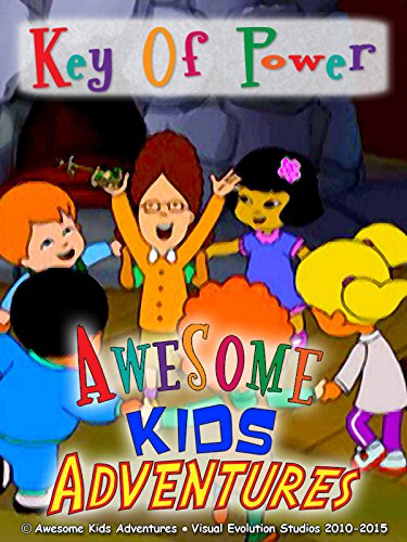 "Awesome Kids Adventures "" Key Of Power "" EP3"