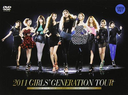 少女時代 - 2011 Girls\\\' Generation Tour (2DVD + 写真集) (韓国版)をAmazonでチェック!