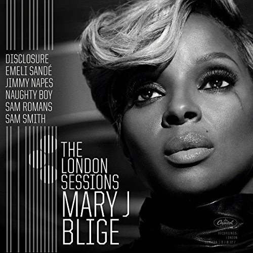 Mary J. Blige-The London Sessions-CD-FLAC-2014-PERFECT Download