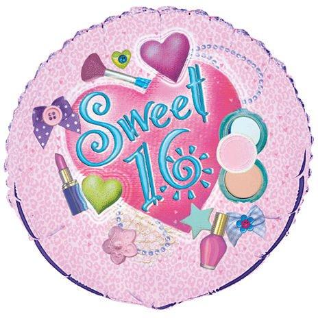 """18"""" Sweet 16 Unique (1 per package)"""