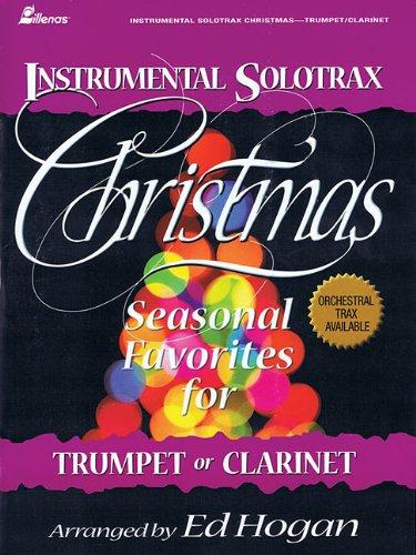 Instrumental Solotrax Christmas Trumpet/Clarinet