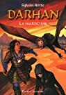 Darhan, tome 4 : La mal�diction par Hotte