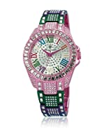 Burgmeister Reloj Analógico Cuarzo Bollywood Crazy BM160-018