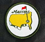AUGUSTA NATIONAL MASTERS PGA GOLF US OPEN JACKET PATCH 2 1/2 inches