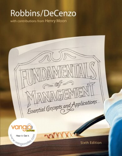 Fundamentals of Management Value Package (Includes Self Assessment Library 3.4)