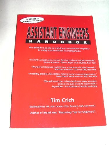 Assistant Engineers Handbook