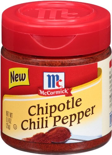 McCormick Chipotle Chili Pepper, 0.9 oz Food, Beverages ...