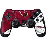 Skinit NFL Arizona Cardinals PS4 Controller Skin - Arizona Cardinals Design - Ultra Thin, Lightweight Vinyl Decal Protection (Color: Red, Tamaño: Small)