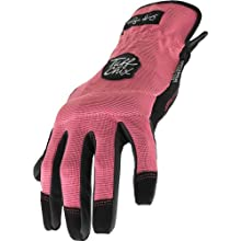 Ironclad TCX-24-L Tuff Chix Gloves, Large