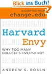 Harvard Envy: Why Too Many Colleges O...