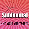 Find Your Spirit Guide: Metaphysical Tranformation Subliminal Binuaral Meditation Soffaggio Harmonics Speech by Subliminal Hypnosis Narrated by Joel Thielke