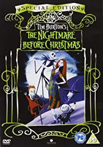 The Nightmare Before Christmas Special Edition 1994 DVD: Amazon.co.uk ...