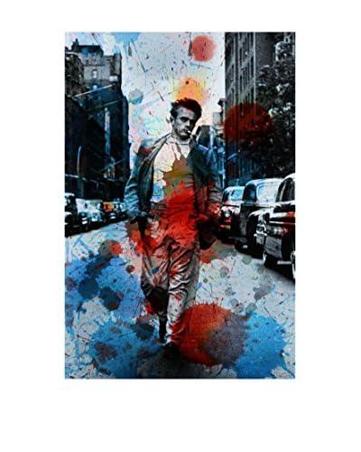 Parvez Taj James Dean NYC Canvas Wall Art