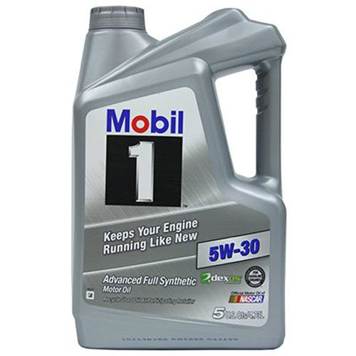 Mobil 1 120764 Synthetic Motor Oil 5W-30, 5 Quart (Mobil 1 Synthetic Oil 5 Quart compare prices)