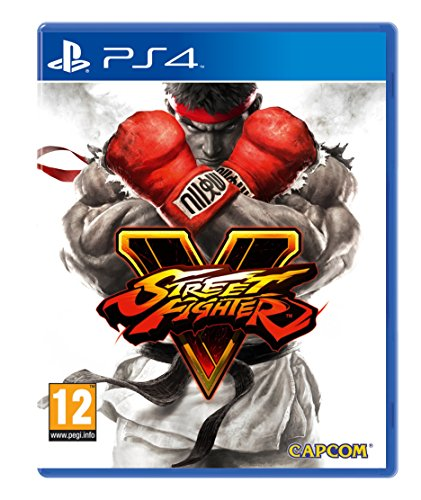 Street Fighter V - Playstation 4 - Edizione Italiana
