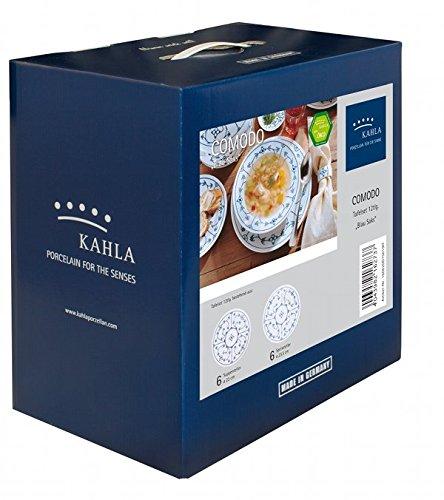kahla-tradition-tafelset-12-teilig-blau-saks-mit-kleinen-schonheitsfehlern