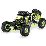 GoolRC Wltoys 12428 1/12 2.4G 4WD 電動 ブラシ クローラ トラック RTR RC カー 車