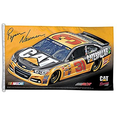 Ryan Newman Official NASCAR 3ftx 5ft Banner Flag