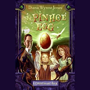 The Pinhoe Egg Audiobook