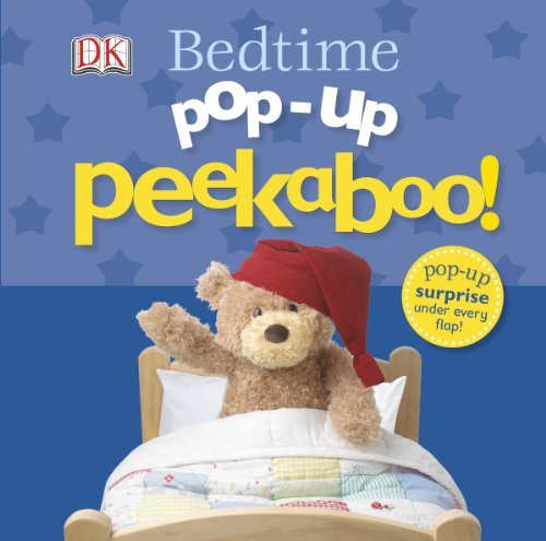 Pop-Up Peekaboo: Bedtime front-927412