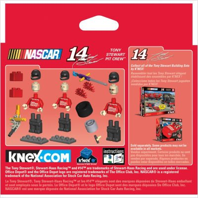 K'Nex 14 Office Depot Pit Crew - 1