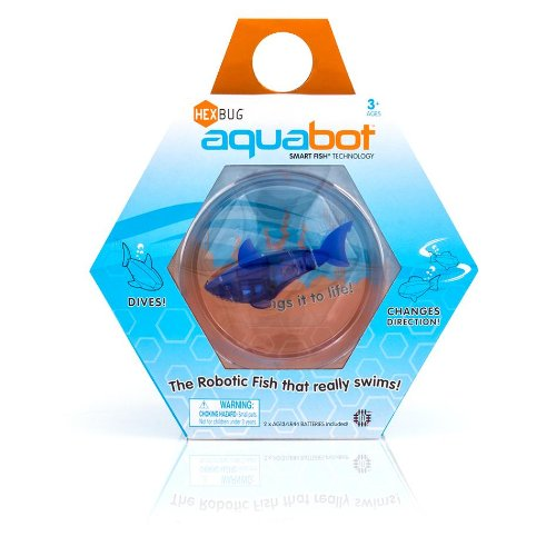 HEXBUG Aquabot with Fishbowl (Colors May Vary) Picture