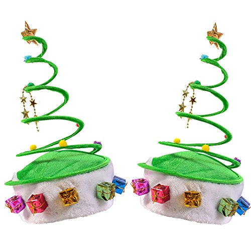 2 Pack Cool Christmas Tree Coil