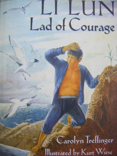 Li Lun : Lad Of Courage