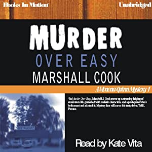 Murder Over Easy: Monona Quinn, Book 1 | [Marshall Cook]