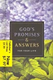 img - for God's Promises & Answers by Nelson Word Publishing Group (1999-09-02) book / textbook / text book