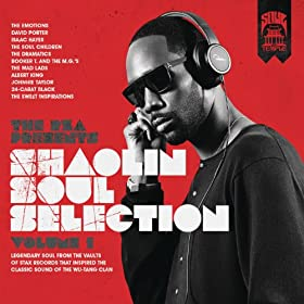 The RZA Presents Shaolin Soul Selection: Vol. 1