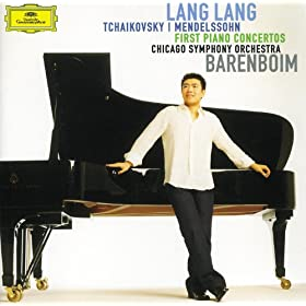Mendelssohn: Piano Concerto No.1 In G Minor, Op.25 - 2. Andante