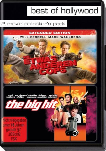 Best of Hollywood 2012 - 2 Movie Collector's, Pack 126 (Die etwas anderen Cops / The Big Hit) [2 DVDs]