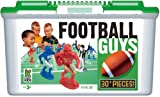 Football Guys by Kaskey Kids - Red and Blue