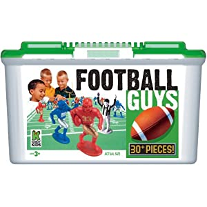 Review of Kaskey Kids Football Guys
