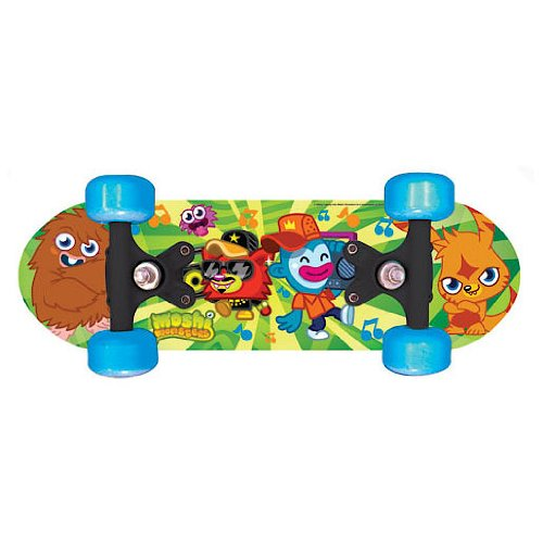 Moshi Monsters - Placca Skateboard