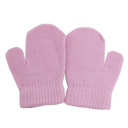 Baby Winter Mittens (One Size) (Purple)
