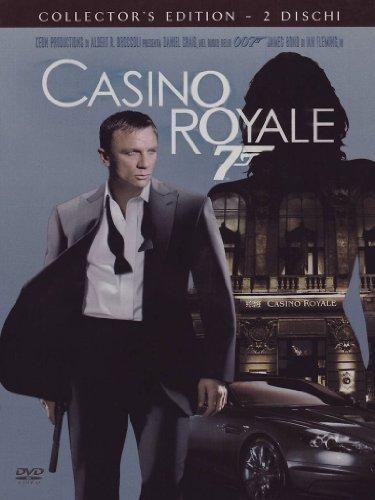 007 - Casino Royale (2006) (CE) (Tin Box) (2 Dvd) [Italian Edition]