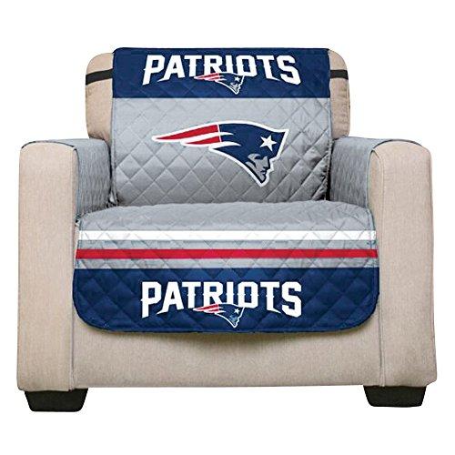 New England Patriots Recliner Patriots Leather Recliner