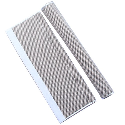 Ougar8 Refrigerator Door Handle Covers Protective Electrical kitchen Appliances Gloves Fridge Microwave Dishwasher Door Cloth Protector- Catches Drips,Smudges&Fingerprints Dust covers (Gray Plush) (Kitchen Appliances Refrigerators compare prices)