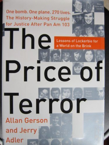 Price of Terror: Lessons of Lockerbie for a World on the Brink [Hardcover] by
