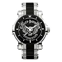 Harley-Davidson Men's Bulova Watch