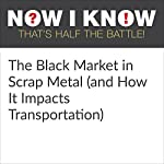 The Black Market in Scrap Metal (and How It Impacts Transportation) | Dan Lewis