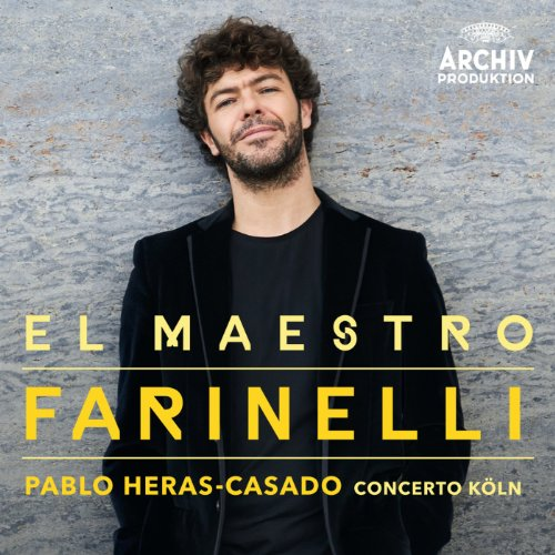 Bejun Mehta-El Maestro Farinelli-2014-VOiCE Download