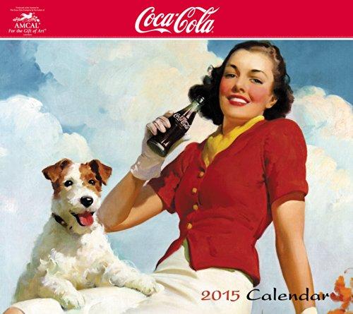 Coca-Cola Wall Calendar (2015) (2014 Coca Cola Cans compare prices)