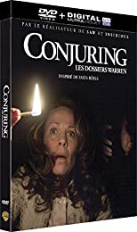 Conjuring : Les Dossiers Warren - Dvd + Copie Digitale
