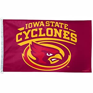 Buy NCAA Iowa State Cyclones 3-by-5 foot Flag by WinCraft