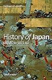 History of Japan, 660 BC to 1872 AD