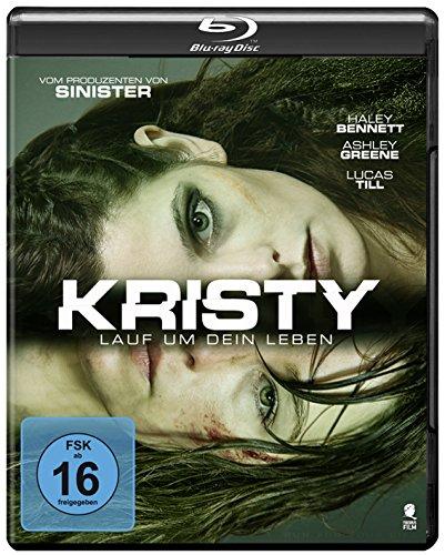 Kristy - Lauf um dein Leben [Blu-ray]